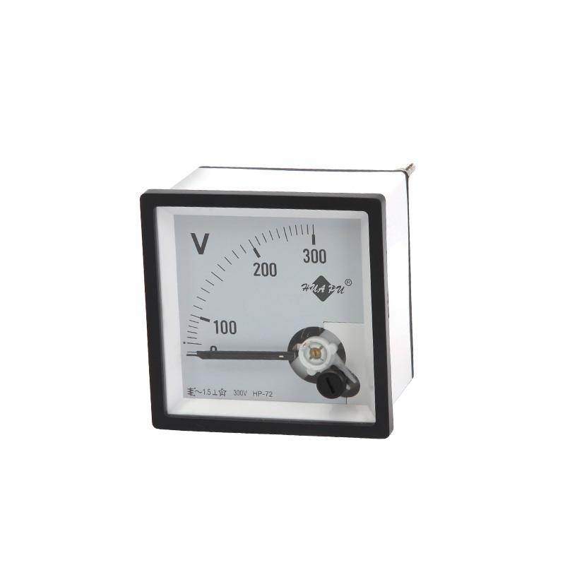 直流电压表电磁式