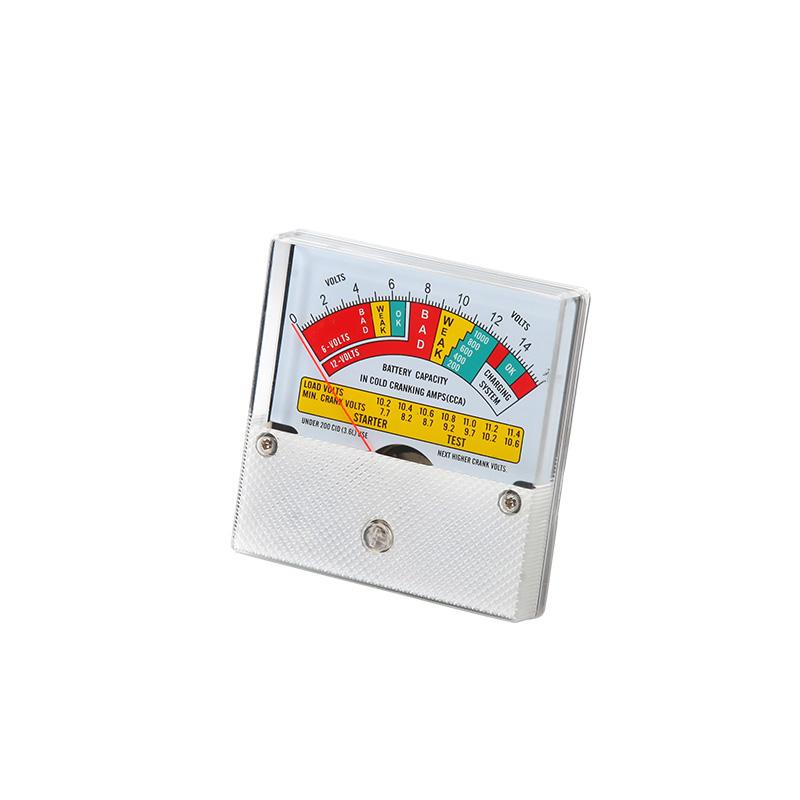 直流电压电瓶测试表