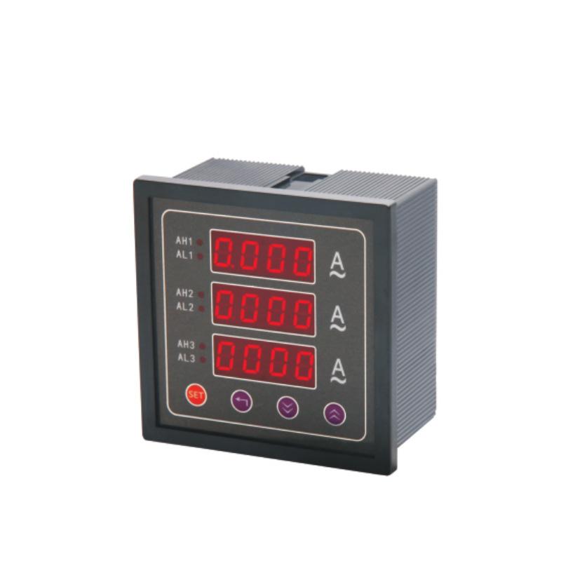数显三相电流表