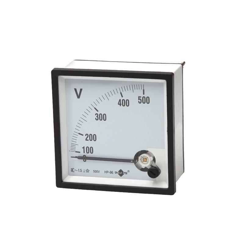 交流电压表电磁式