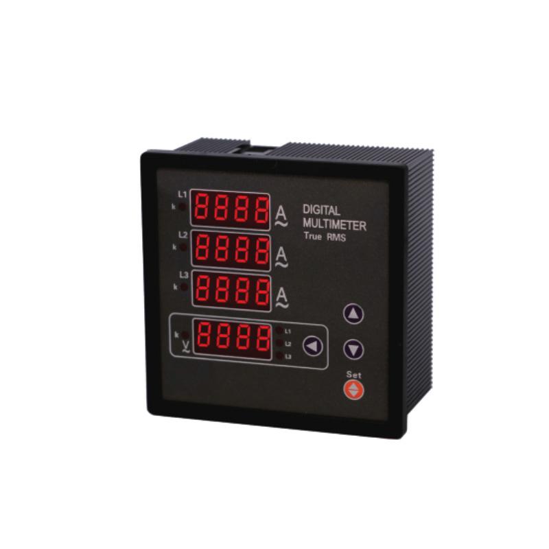 数显三相电压电流组合表