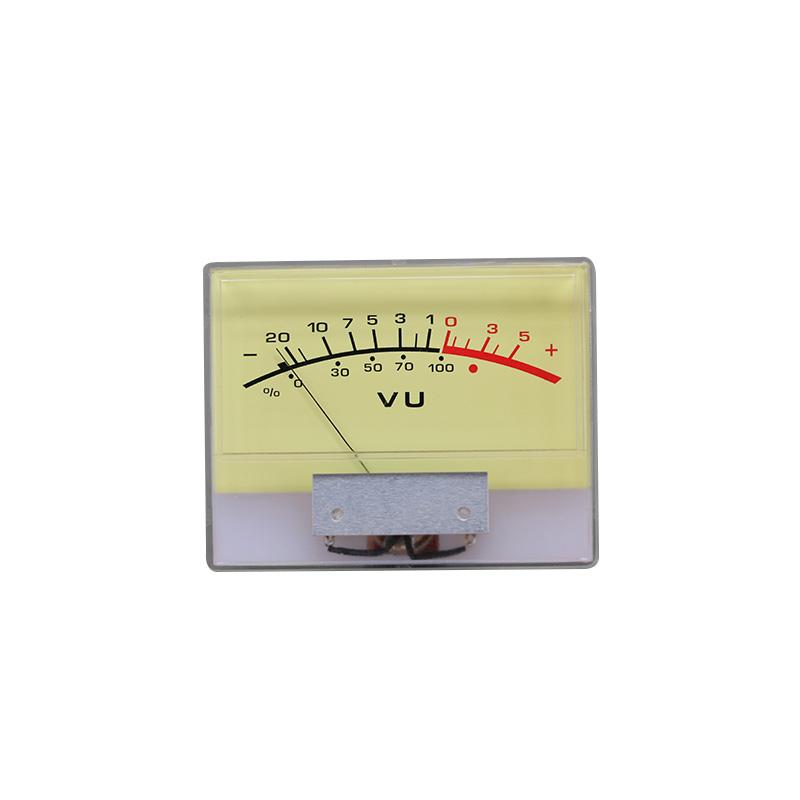 VU音频表