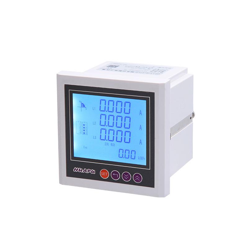 数显谐波分析多功能电表